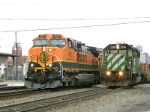 BNSF 1085 South